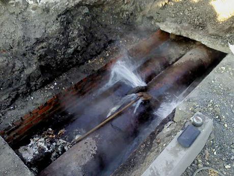 Свежие новости: В Южноукраинске во время гидроиспытаний произошли порывы, из-за чего в городе длительное время будет отсутствовать горячая вода