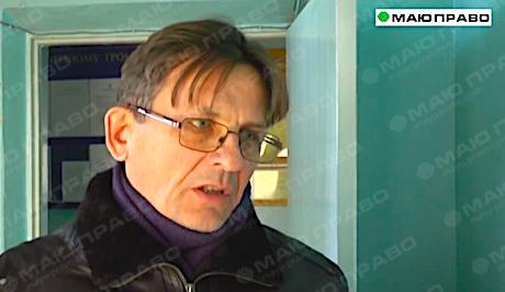 Свежие новости: Вознесенского депутата Сою выгнали с третьего майдана