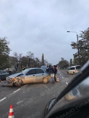 Свежие новости: ДТП в городе Вознесенске