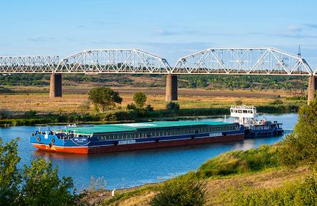 Свежие новости: «НІБУЛОН» транспортував перший мільйон тонн вантажів річкою Південний Буг