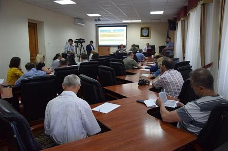 Свежие новости: В ОДА відбувся «круглий стіл» з питань протидії російській інформаційній агресії